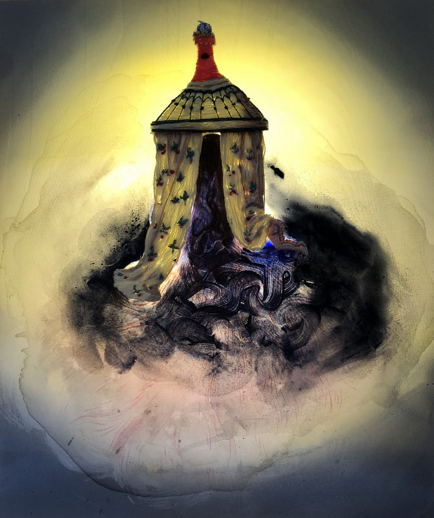 Thismia Neptunis (la lanterna delle fate)